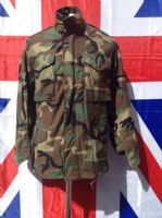 ##NEW## US ARMY COMABT COLD WEATHER  JACKET WITH HOOD